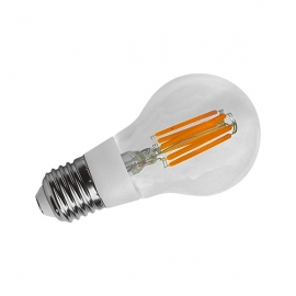 Lamp. Bulbo Led 6w 3000k 540lm Bivolt
