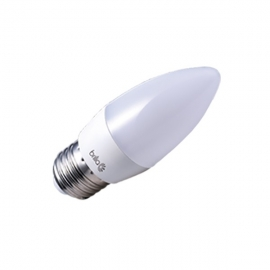 LAMP. VELA  LED 3W E27 250LM 2700K BIV