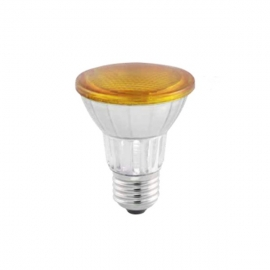 Lamp.par20 Led 7w Ambar Bivolt