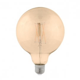 LAMP.BALLON LED VINTAGE 2W 2400K BIV