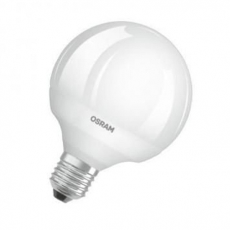 Lamp. Globe Led 10w 3000k 900lm Biv E27