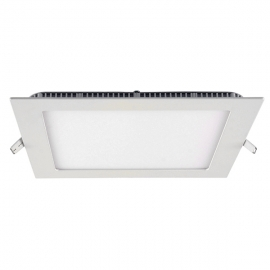 EMB.QUAD.LED 24W 6000K BIV 1750LM 300MM