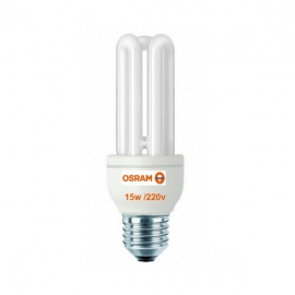Lamp. Eletr. 15w Am 220v 8.000h